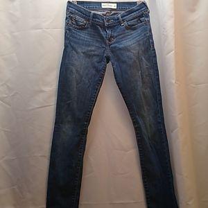 Abercrombie kids blue Jeans
